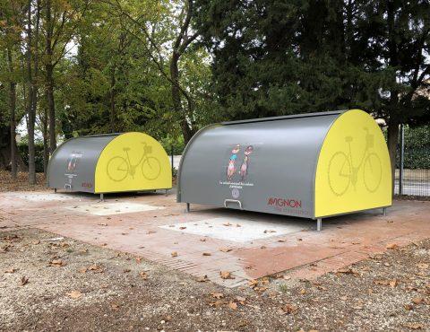 box vélo ALTAO Cover installés à Avignon