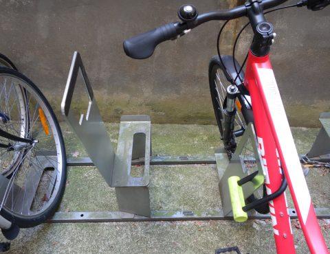parking vélos dans une copropriété à Paris