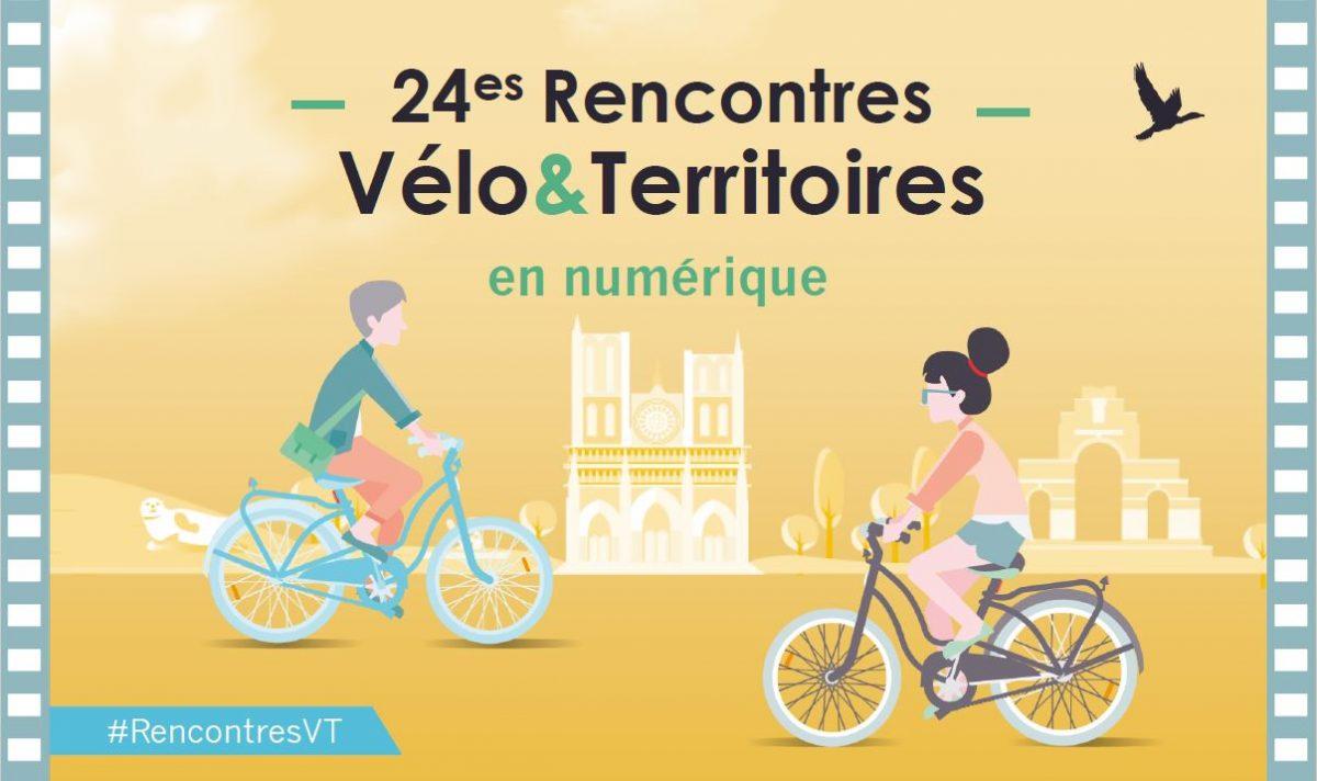 24es Rencontres Vélo & Territoires en numérique