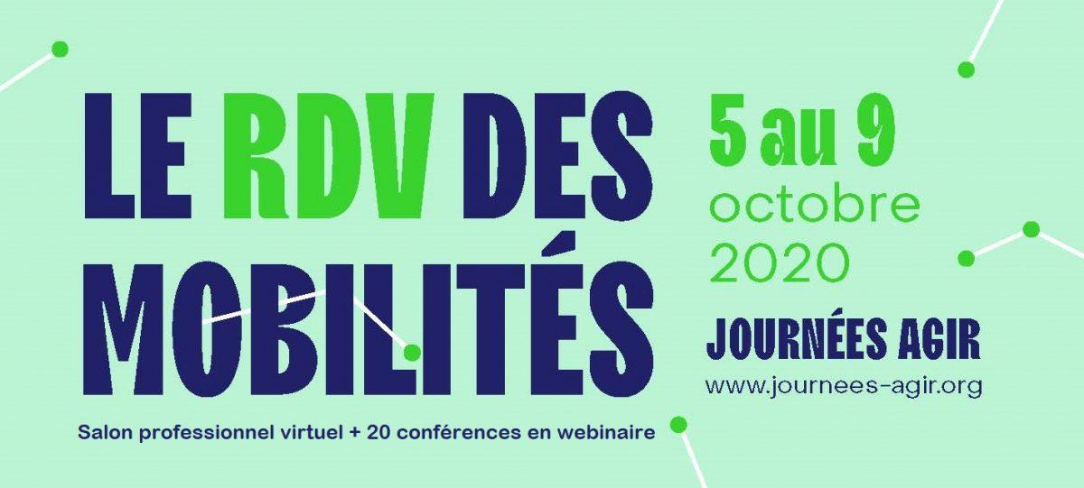 Journées AGIR : le RDV des mobilités