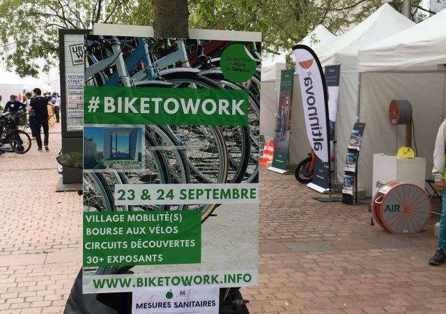 village mobilité(s) de BikeToWork
