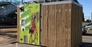 Les abris vélos innovants et solaires Abri Cigogne® de Bourgogne-Franche-Comté récompensés !