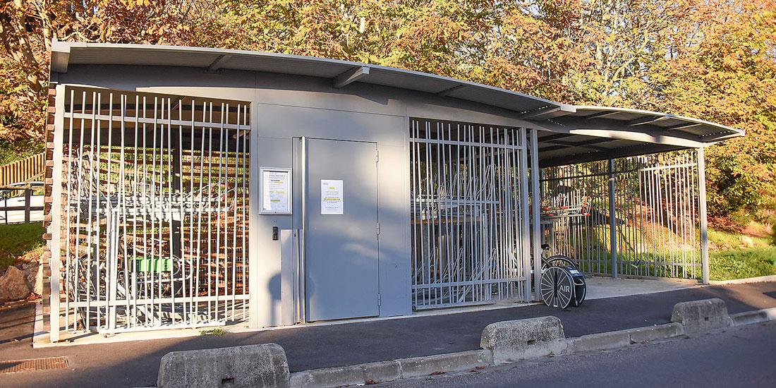 parking vélo sécurisé de Palaiseau