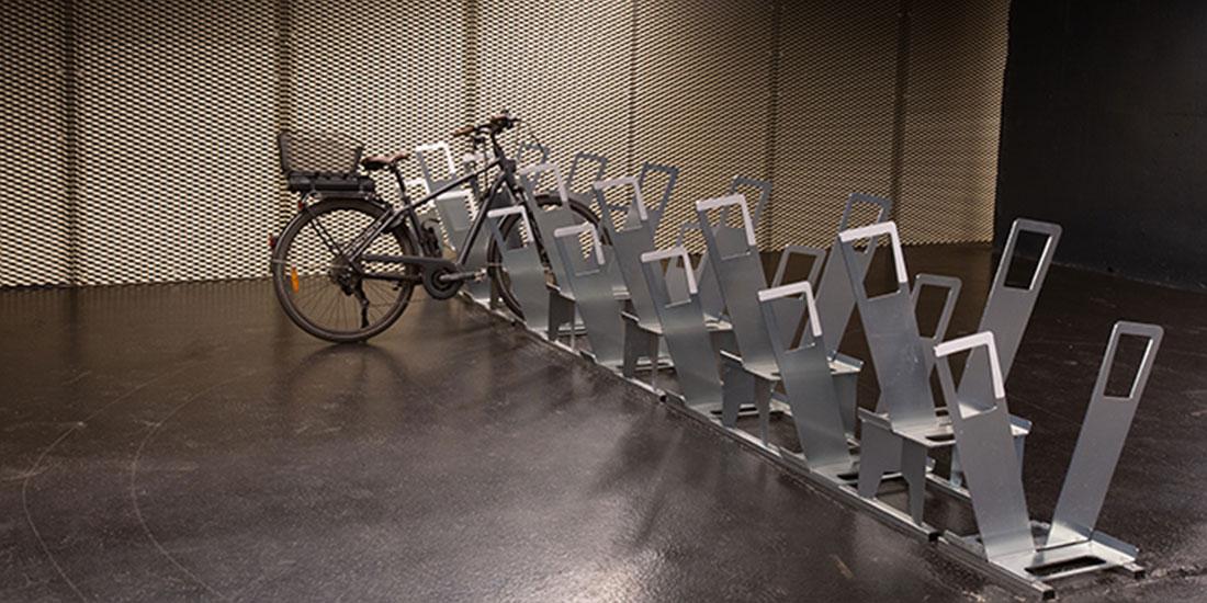 parking vélo en gare Montparnasse