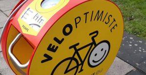 pompe à vélo en lire service à Strasbourg