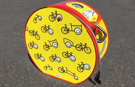 pompe à vélo d'Altinnova