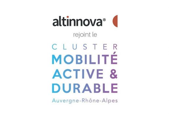 Altinnova rejoint le Cluster Mobilité Active et Durable MAD