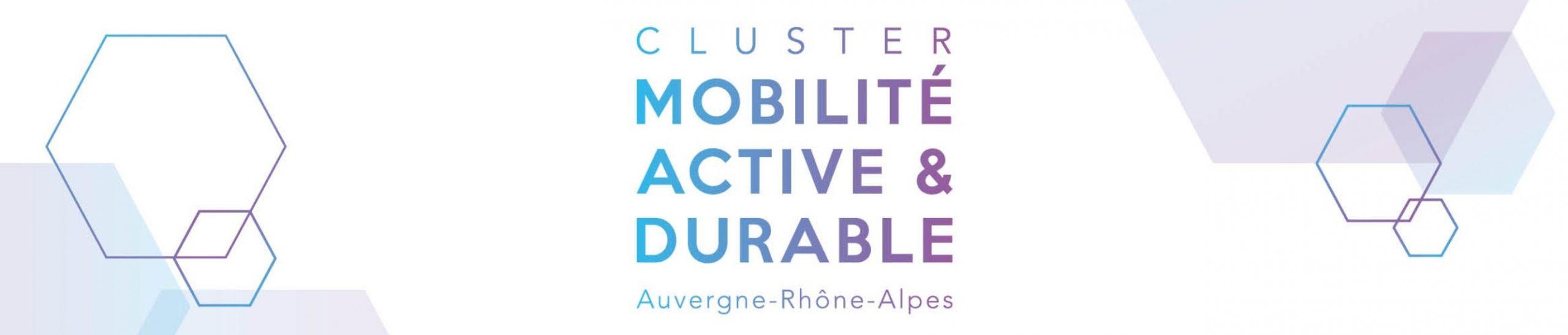 visuel Cluster Mobilité Active et Durable MAD