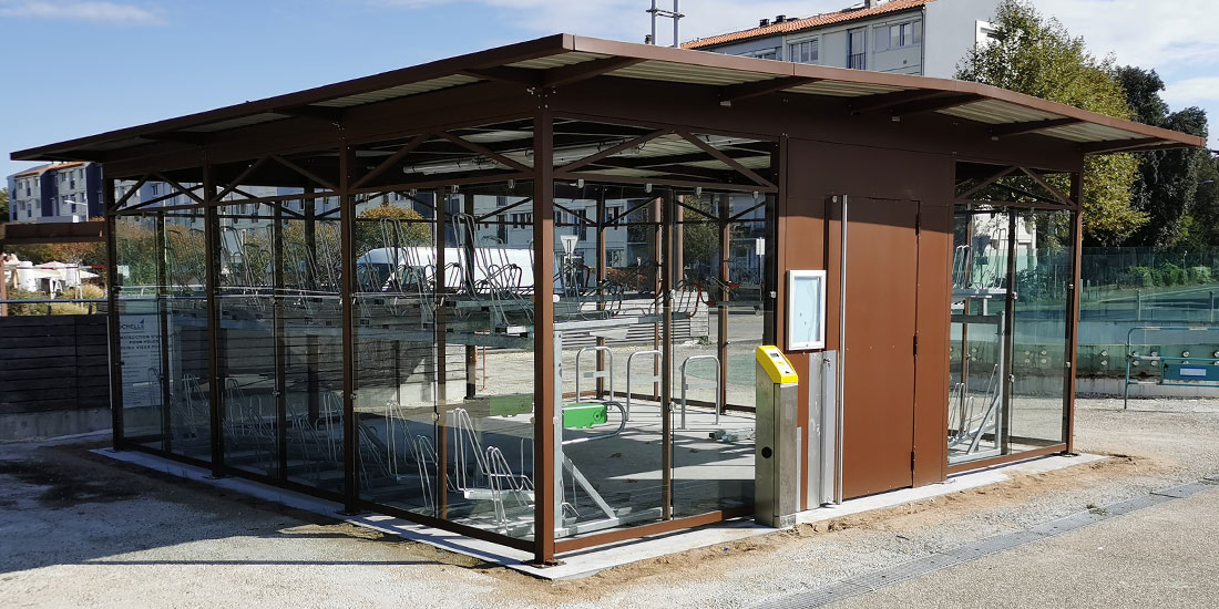 garage à vélo la Rochelle