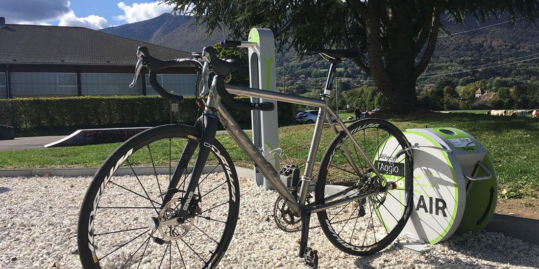 equipement de services pour le vélo