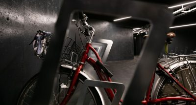 Velostation Montparnasse équipée de solutions pour les vélos d'Altinnova dans Les Echos Start