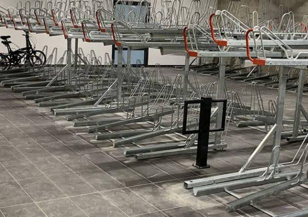 Nouveau parking LPA Saint Antoine