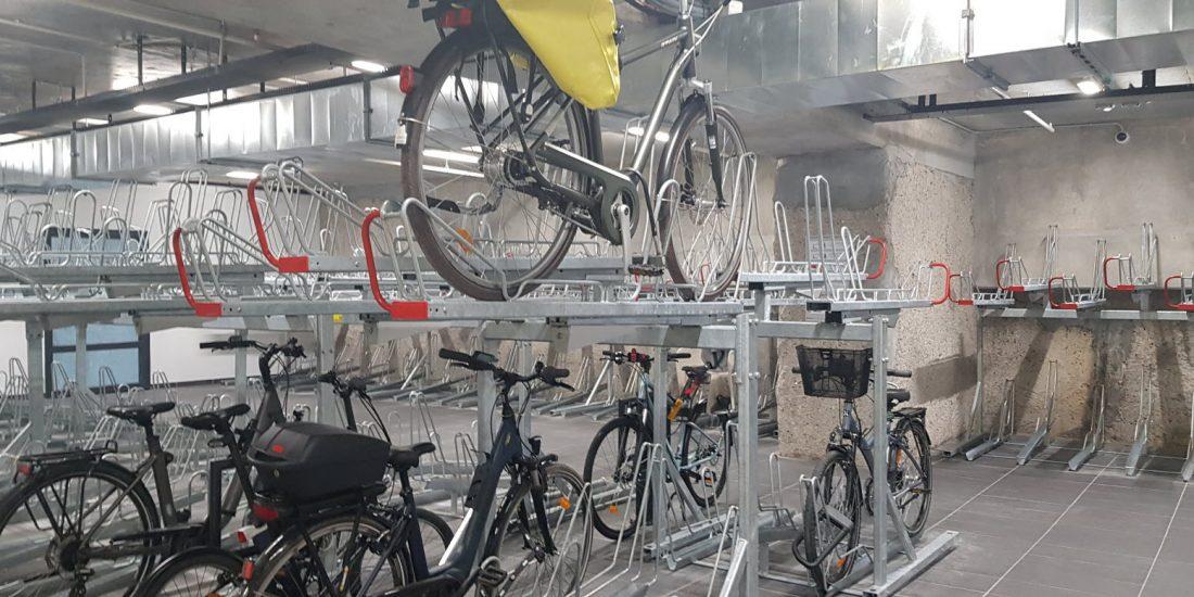 parking vélo LPA Saint Antoine