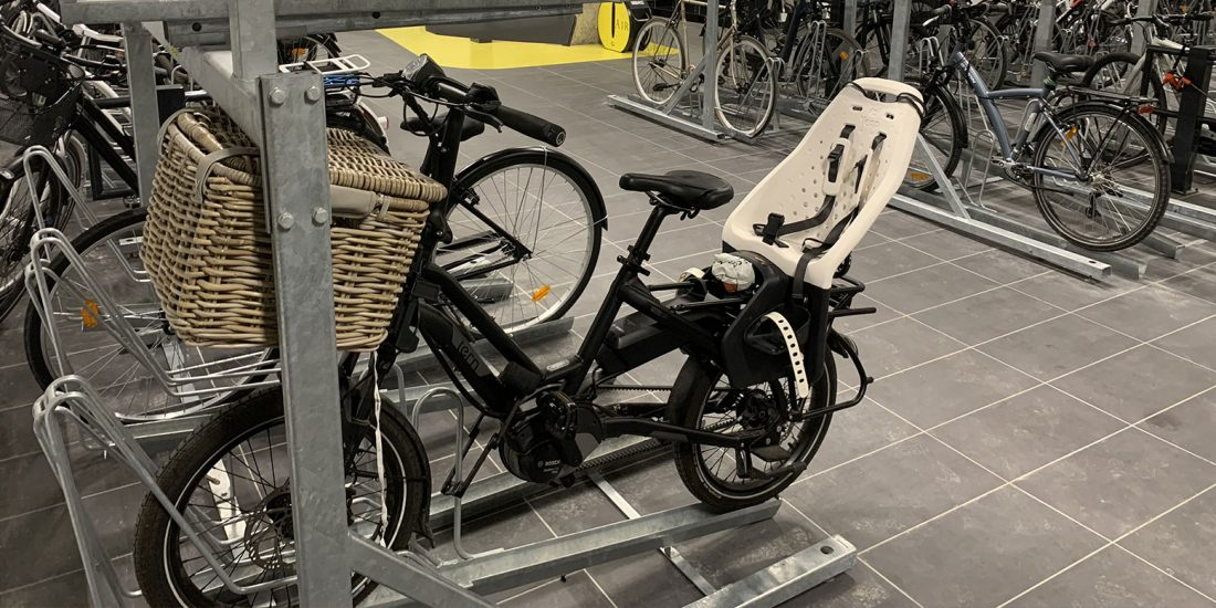 espace vélo LPA Saint Antoine à Lyon