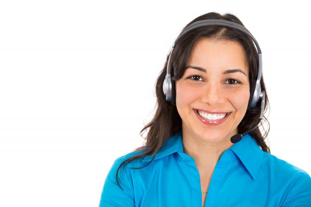 Centre Relation Client par téléphone