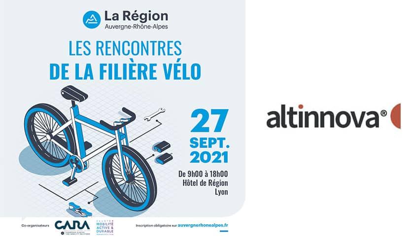 Les rencontres de la filière vélo en Auvergne-Rhône-Alpes