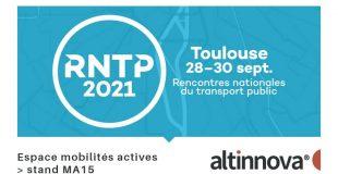 visuel Rencontres Nationales du Transport Public 2021