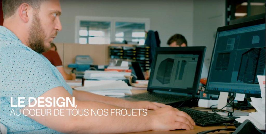 design au coeur de tous nos projets